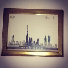 Load image into Gallery viewer, Dubai Skyline