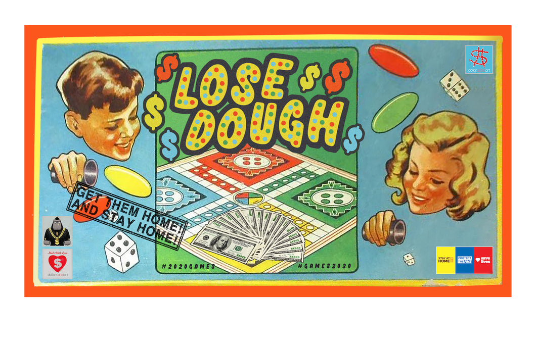 17. Lose Dough