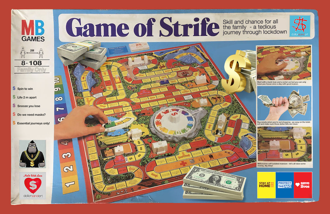 19. Game of Strife