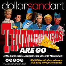 Load image into Gallery viewer, 5. Thunderbirds are gone! (2014)