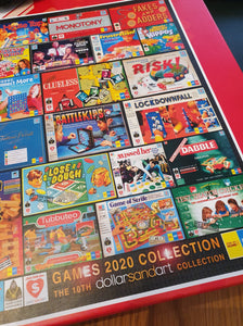 GAMES 2020 500 piece Jigsaw