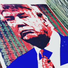 Load image into Gallery viewer, Donald Trump Screen print