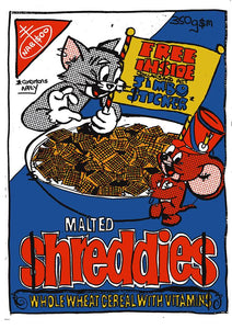6. Shreddies