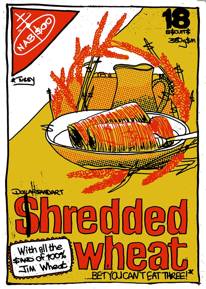 11. Shredded Wheat