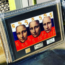 Load image into Gallery viewer, Mona Putin (2017)