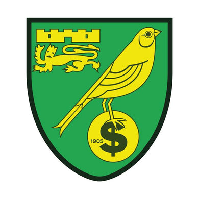 Norwich City Football club Lucky Crest