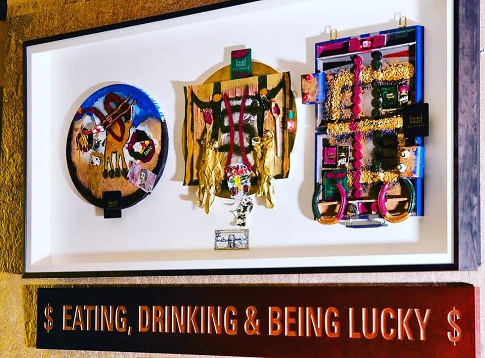 Eating, drinking and being lucky! (2011)