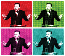 Load image into Gallery viewer, Ricky Gervais Golden globes