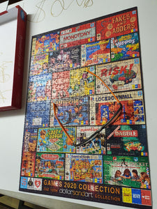 GAMES 2020 1,000 piece Jigsaw
