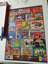 Load image into Gallery viewer, GAMES 2020 1,000 piece Jigsaw