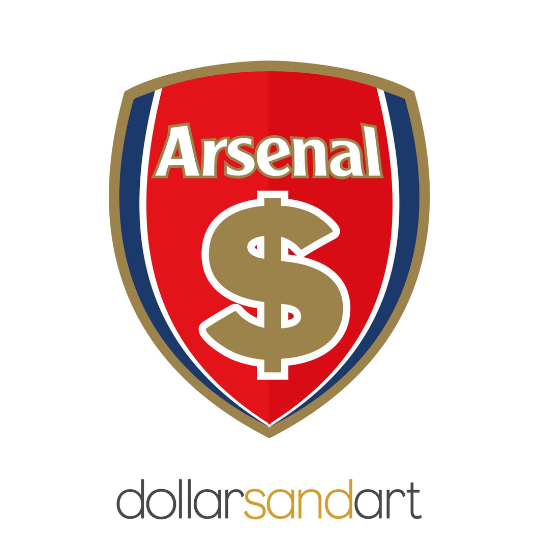 Arsenal FC Lucky Crest
