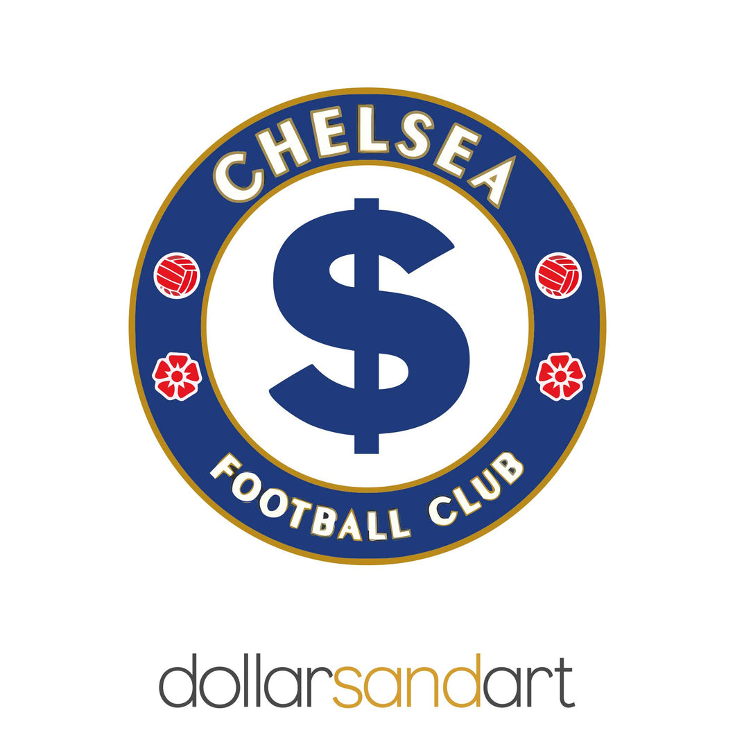 Chelsea FC Lucky crest