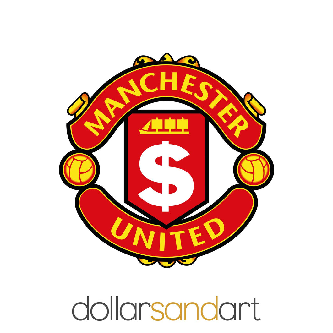 Manchester United FC Lucky Crest