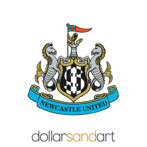 Newcastle United F.C Lucky Crest