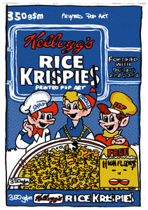 10. Rice Krispies