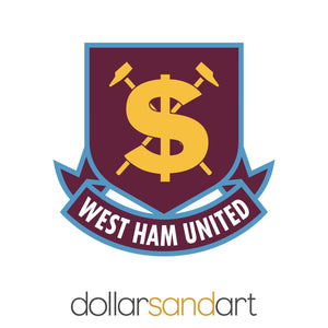 West Ham United F.C Lucky Crest