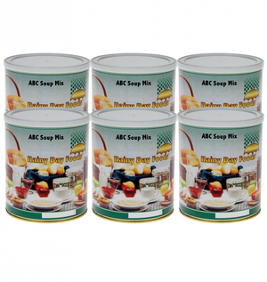 ABC Soup Mix - Case #10 cans