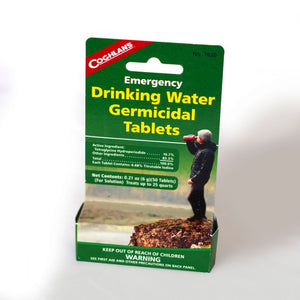 Coghlan's Water Purification Tablets