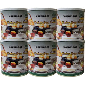 Cornmeal - Case of #10 cans