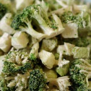 Freeze Dried Broccoli - Case of #10 Cans