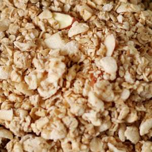 French Vanilla Almond Granola - Case #10 cans