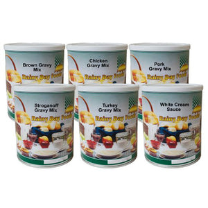 Gravy Pack Food Storage Kit