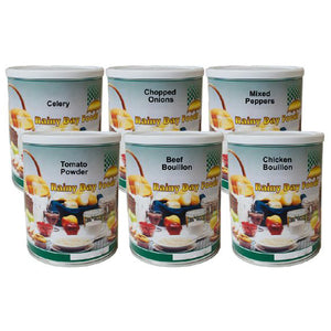 Soup Pack Food Storage Kit
