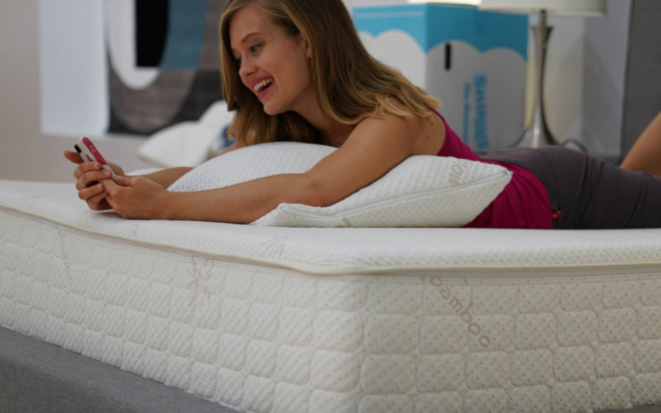 Lived-In Review: The Snuggle-Pedic Mattress
