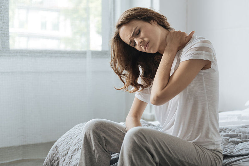 Do You Wake Up with Neck Pain?