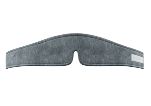 Snuggle-Pedic Kool-Flow Charcoal and Gel-Infused Memory Foam Eyeshade
