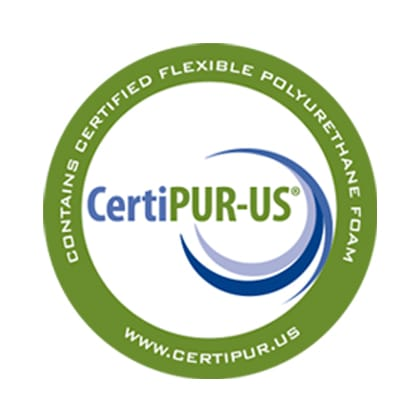 CertiPur-US Certified Low V.O.C. Foam