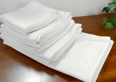 organic cotton pillowcase and pillow cover
