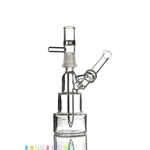 Bongby - Abigail - Custom Made Bong Bongs Clear Crystal Dab Free Shipping United States 2018 Bongby.com