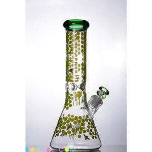 Bongby - Arabella - Custom Made 18Mm Beaker Bong Bongs Clear Free Shipping United States 2018 Bongby.com