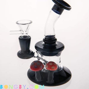 Bongby - Banba - Custom Made Beaker Black Bongs Dabs For-Sale Free Shipping United States 2018 Bongby.com