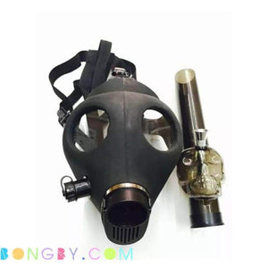 Bongby - Black M-65 - Custom Made Black Bong Bongs Dab Fantasy Free Shipping United States 2018 Bongby.com