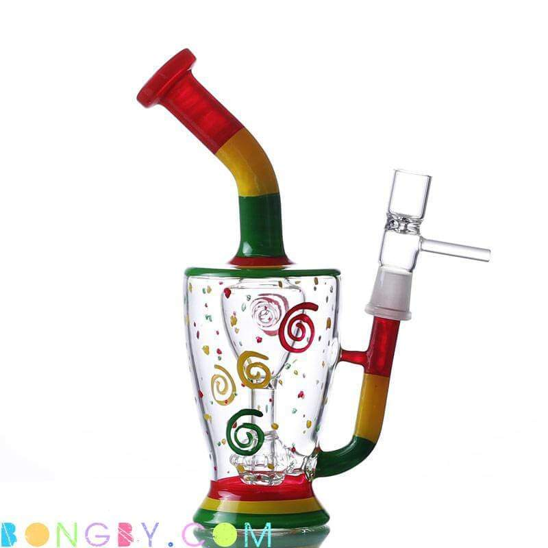 Bongby - Candace - Custom Made Bong Bongs Clear Dab For-Sale Free Shipping United States 2018 Bongby.com