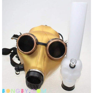 Bongby - Acrylic Punk Goggles - Custom Made Bongs Dabs For-Sale Freeshirt Gas Mask Free Shipping United States 2018 Bongby.com
