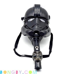 Bongby - Trooper - Custom Made Black Bong Bongs Dab For-Sale Free Shipping United States 2018 Bongby.com