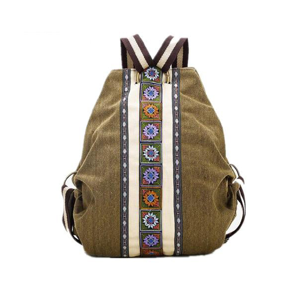 Luxy Moon Gypsy Backpack - Gypsy and the Wolf
