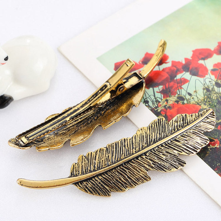 2019 New Hot Fashion Vintage Hairgrips Hair Clip.