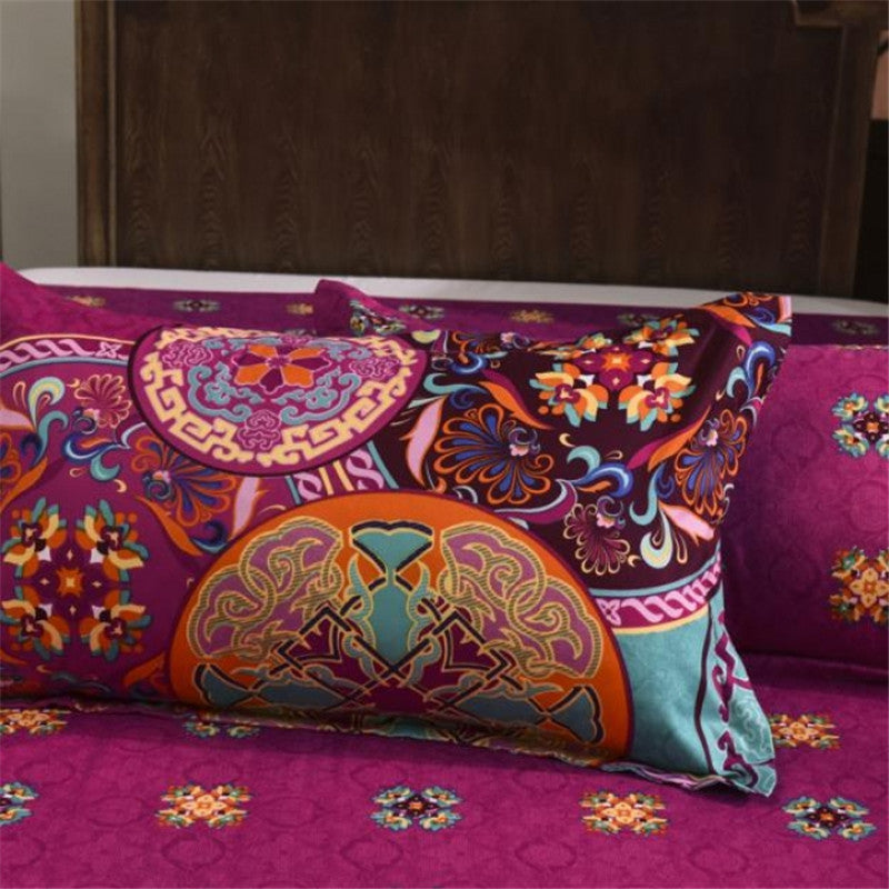 Gypsy Nights Bed Set - Gypsy and the Wolf