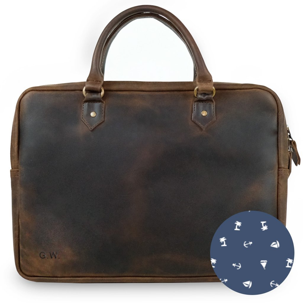 Laptoptasche Cali - Buckle and Seam