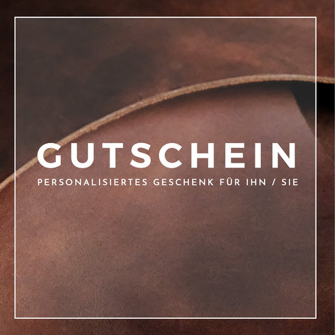 Gutschein - Buckle and Seam