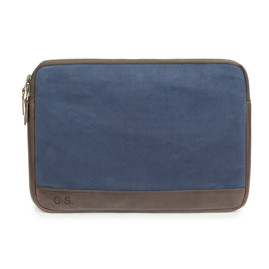 Laptop Sleeve Jake - Buckle and Seam