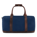 Weekender Willow Canvas Blau Rückseite