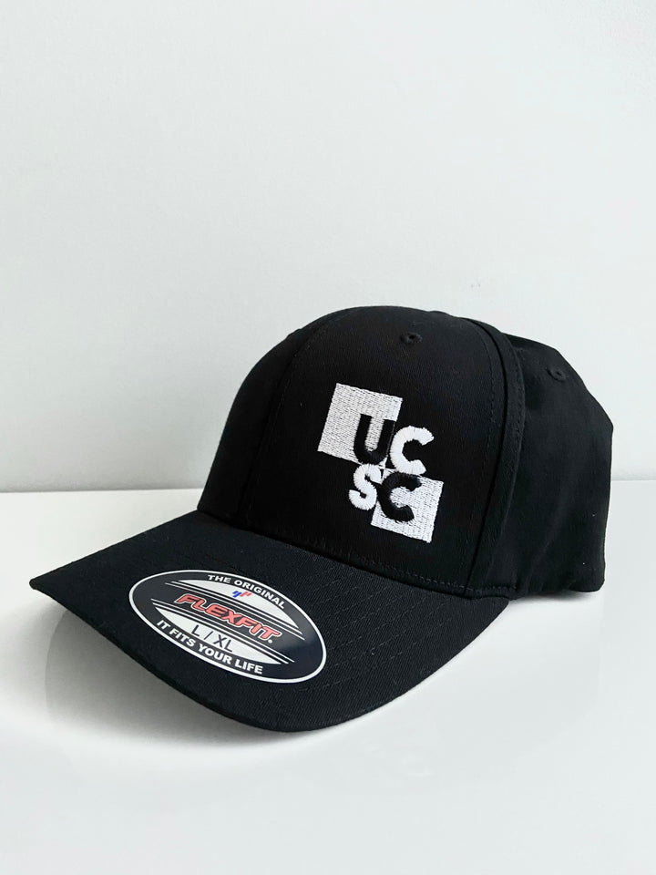 Ball Cap ( Flexfit) with embroidered UCSC Logo