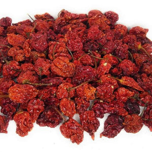 Dried Carolina Reaper Peppers Canada