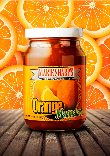 Marie Sharp's Orange Marmalade