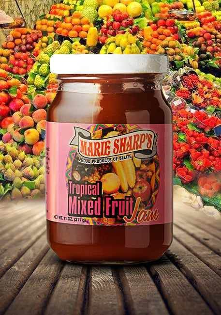 Marie Sharp's Tropical Fruit Blend